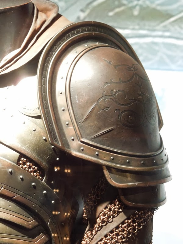 Thor 2 Volstagg armor detail