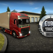 Game Euro Truck Driver Apk v1.0.0 (Mod Money) Terbaru