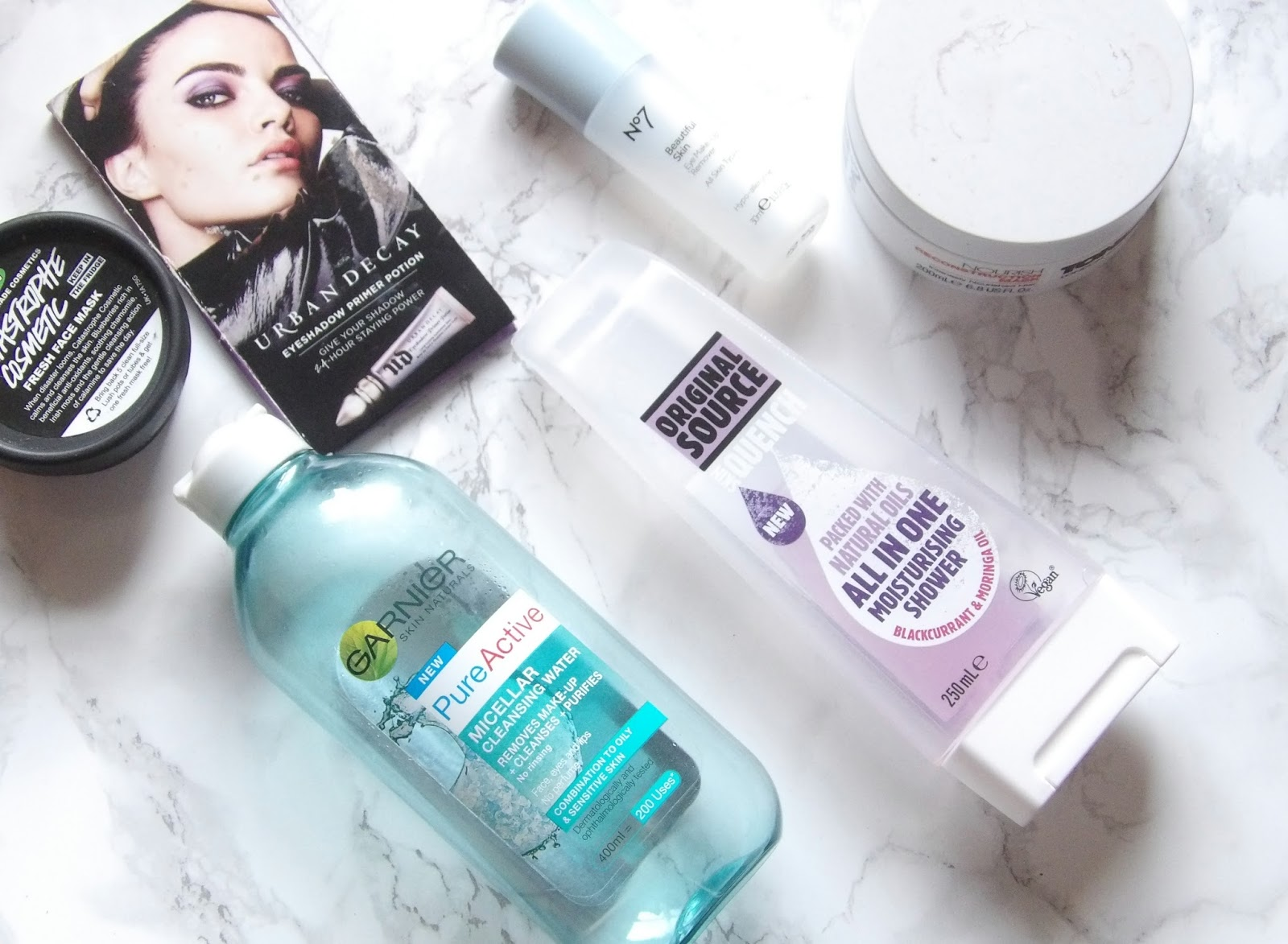 FEBUARY EMPTIES | PRODUCTS I HAVE USED UP