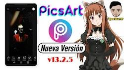 PICSART ULTIMA VERSIÓN V13.2.5