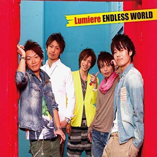 [Single] Lumiere – ENDLESS WORLD (2015.05.13/MP3/RAR)