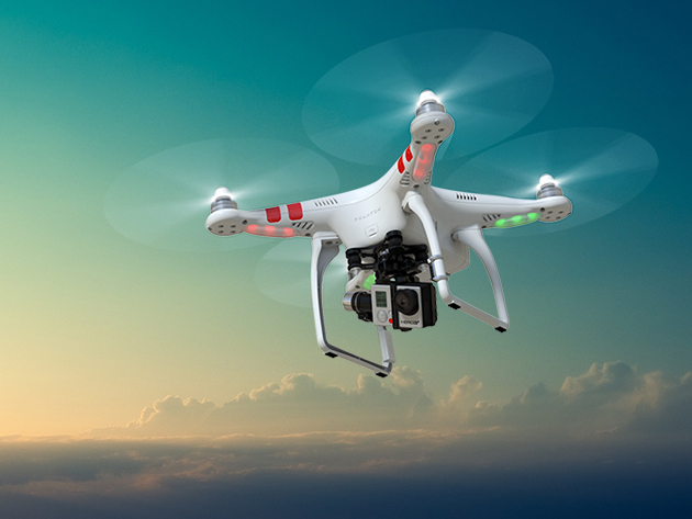 The DJI Phantom 2 Giveaway contest and competition