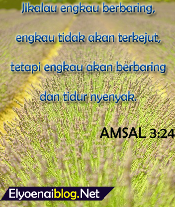 Kata Bijak Firman Tuhan Di Malam Hari