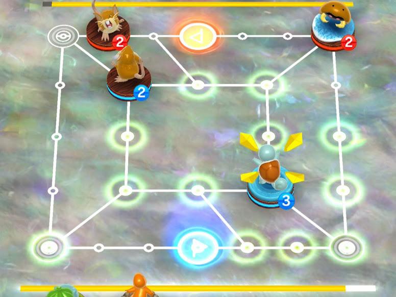 Pokémon Duel - Sistema de MP