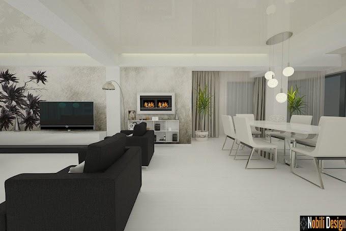 Design interior case Galati | Amenajari interioare vile Galati