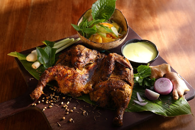 Ayam Percik Enak KL Feast Village Starhill Gallery New Menu 2018