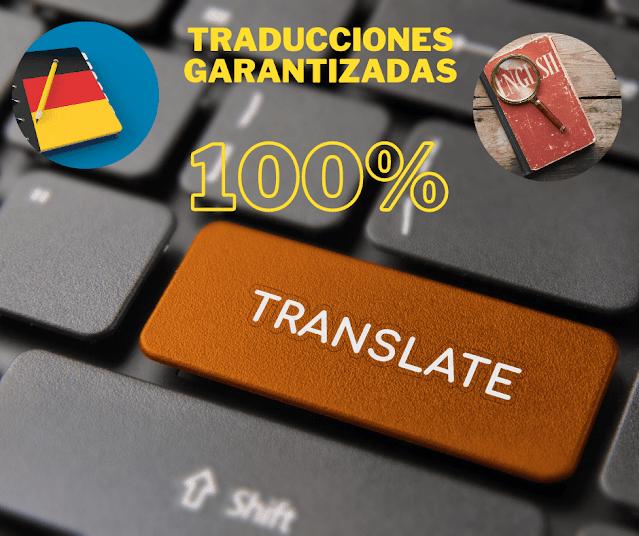Servicio de traduccíon