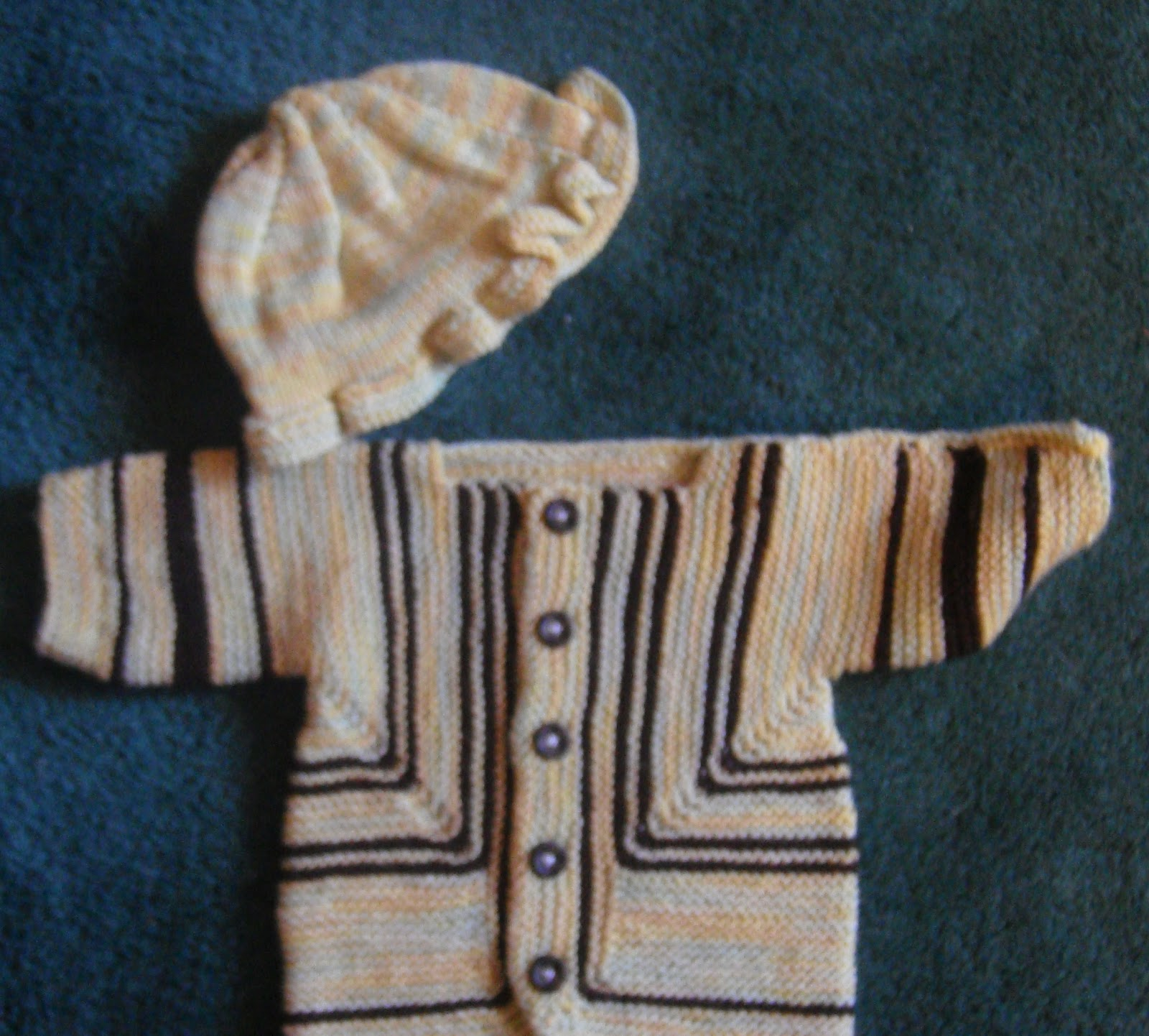 Knitted Thoughts Baby Knits