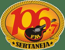 Rádio 106 FM Sertaneja 106,7 de Ribeirão Preto SP