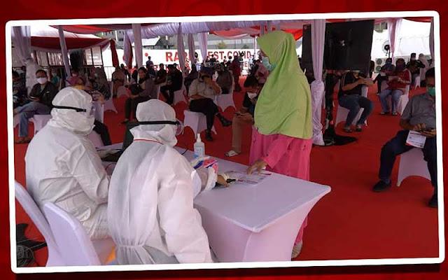 Relawan Indonesia Bersatu Lawan Covid 19 Sandiaga Uno