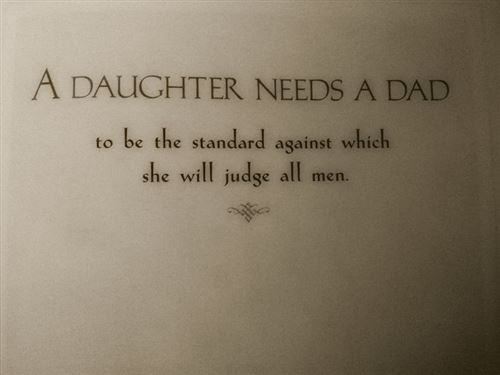 Famous Happy Father's Day Quotes From Daughters