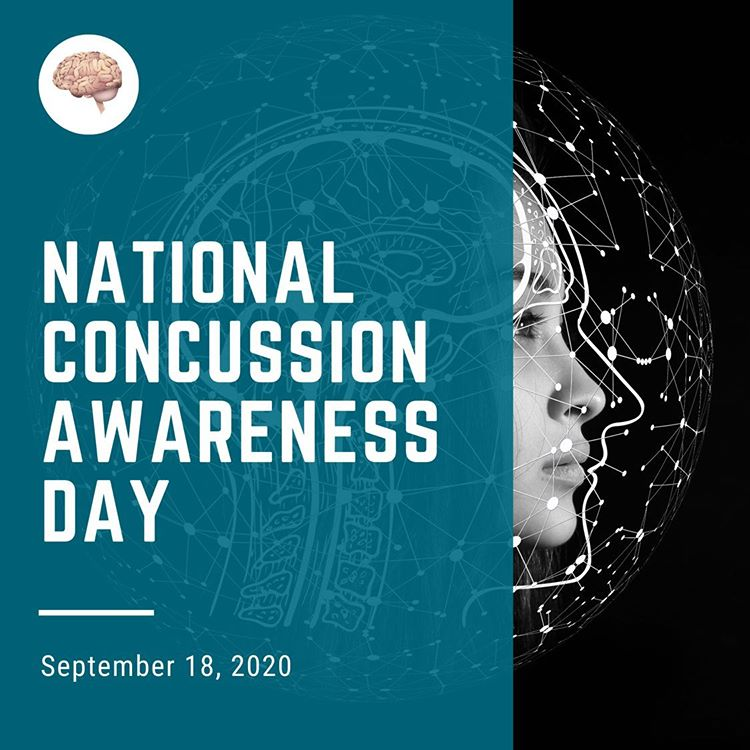 Nationnal Concussion Awareness Day - themanualtherapist.com