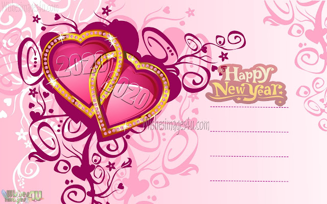 2020 Romantic Love Wishes Photo Greetings Download