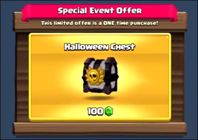 Evento de Halloween no Clash Royale?! - 3