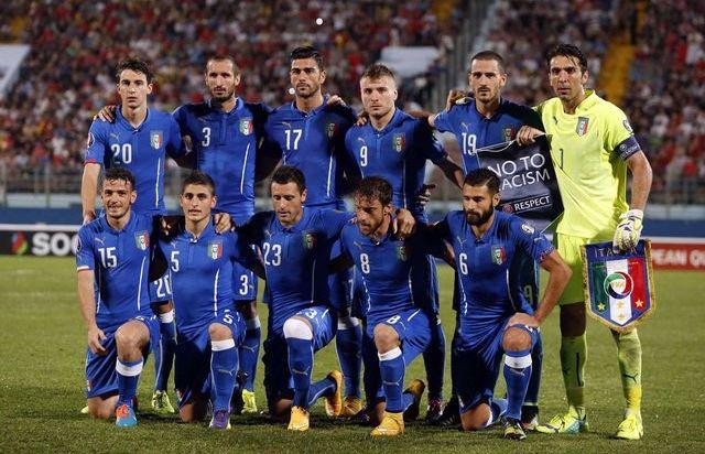 Skuad Resmi EURO 2016 Italia
