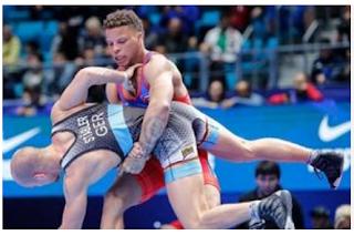 تم اختيار الفرق في بطولة العالم للمصارعة بطهران