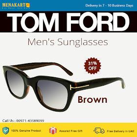 Tom Ford Men/'s Gradient Snowdon FT0237-05B-50 Brown Square Sunglasses