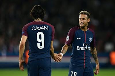 Neymar: Fight between Cavani were invented stories