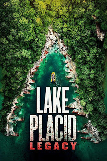 Download Lake Placid Legacy (2018) Dual Audio Hindi Bluray 720p