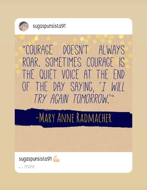 kata-kata tentang keberanian