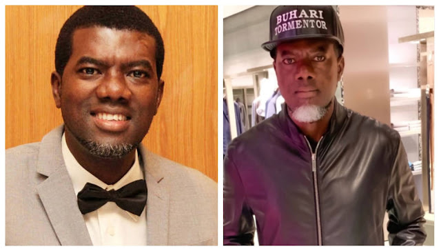 Any man that sends 'urgent 2k' to a girl using iPhone 12 is not wise- Reno Omokri