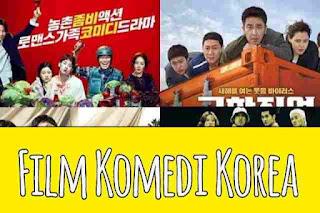 10 Film Komedi Korea Terbaik yang bakal membuat anda tertawa