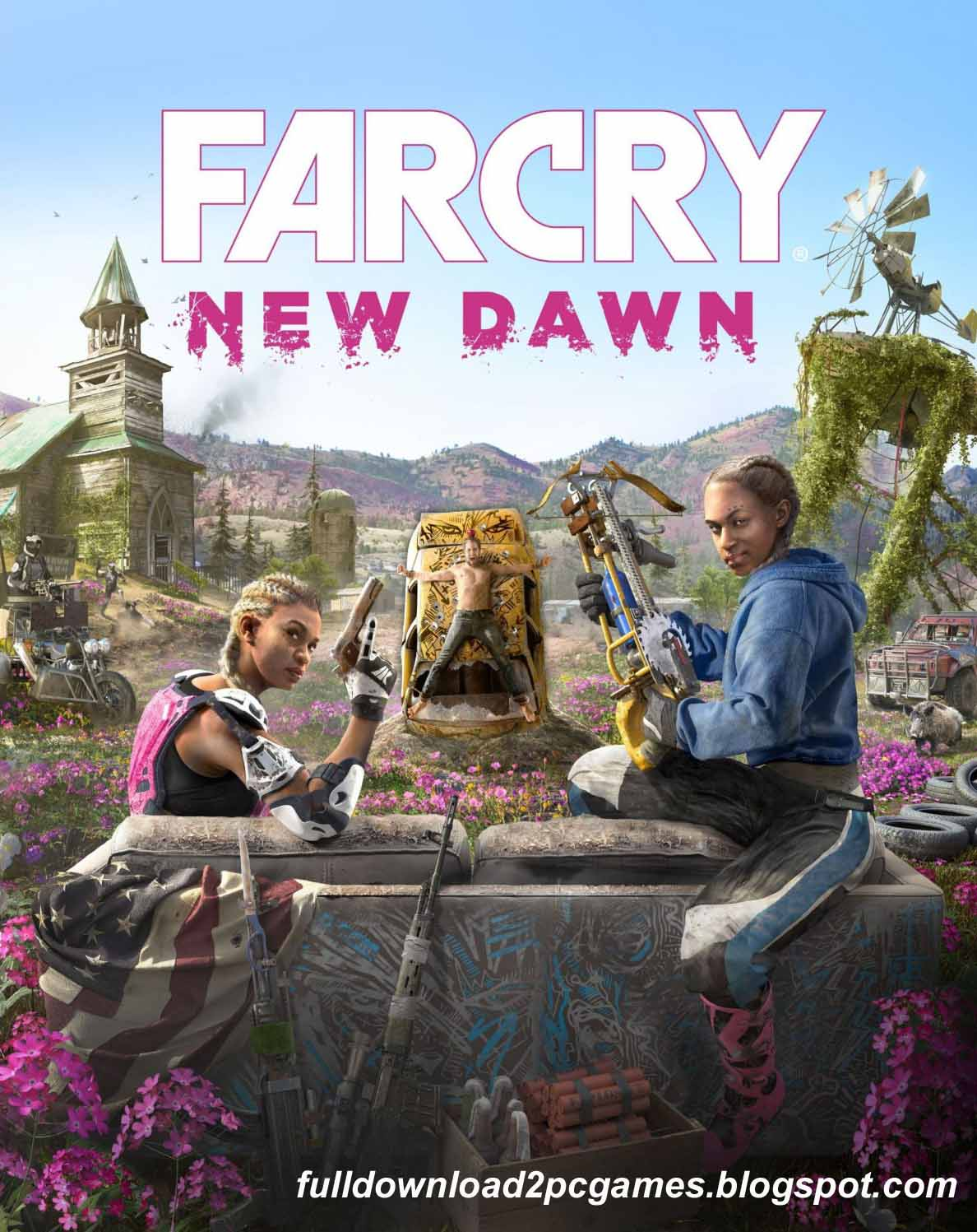 Far Cry New Dawn Free Download PC Game