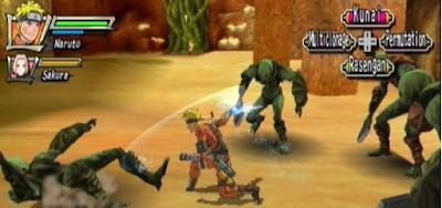 Naruto Shippunden Dragon Chronicles Games PC
