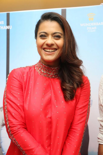 Kajol Stills At VIP 2 Press Meet