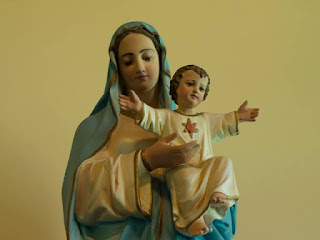 Eighth Day of the Novena Prayer to Our Lady of the Sacred Heart