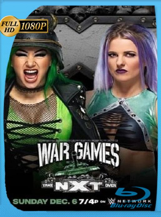 WWE NXT TakeOver: WarGames (2020) HD 1080p WEB-DL Latino [GoogleDrive] [tomyly]