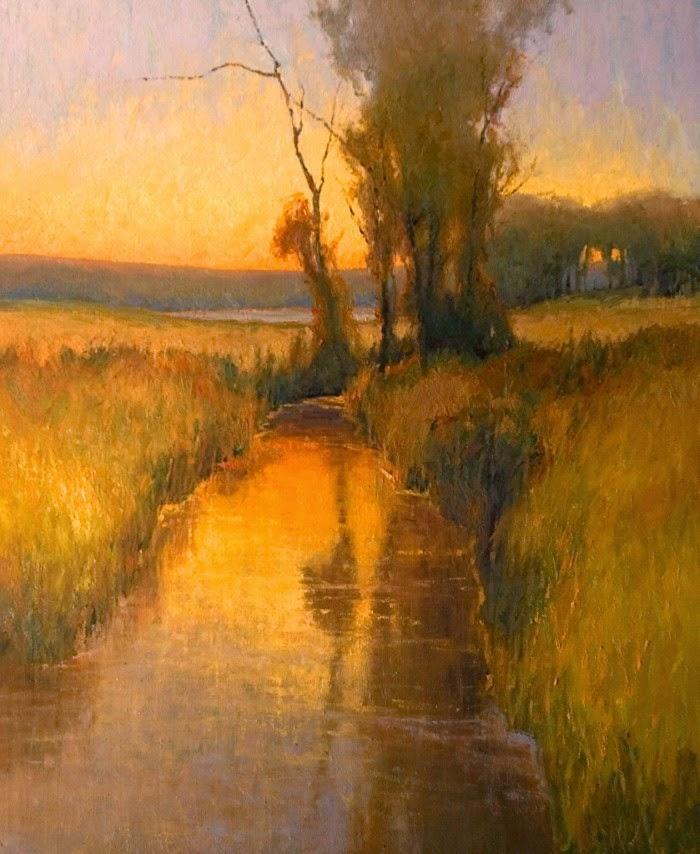 Простые пейзажи. Kim Casebeer