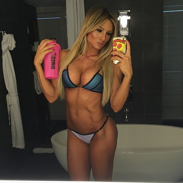 Fitness Paige Hathaway