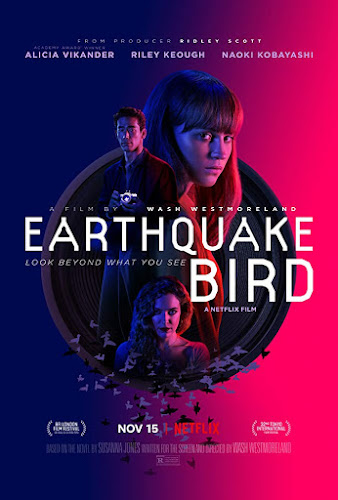 Earthquake Bird (Web-DL 720p Dual Latino / Ingles) (2019)