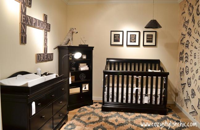 Gender Neutral Baby Nursery By Young America Stanley Furniture Company Via CozyoStylisho