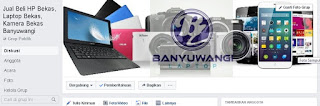 Group Jual Beli HP, Laptop Bekas, Kamera bekas Banyuwangi