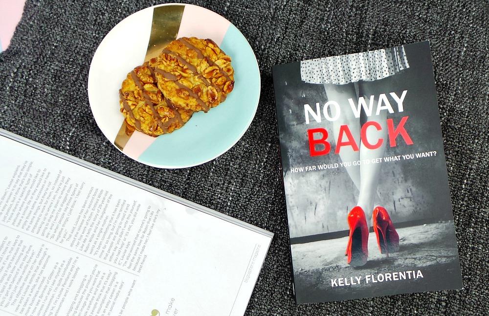 No Way Back by Kelly Florentia