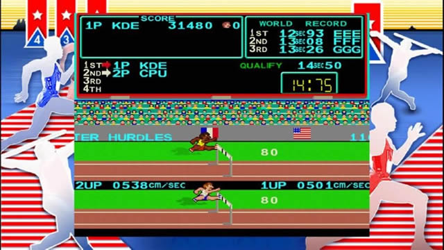 1983. Track and Field Arcane
