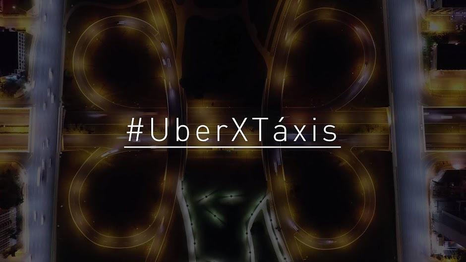 Crítica: #UberXTáxis