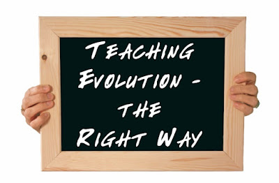 Some Christians may object, but we need to be the ones learning about and teaching our children evolutionary concepts. But we must do it the right way.