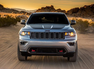 Jeep Grand Cherokee Price (MSRP): Limited Edition Models