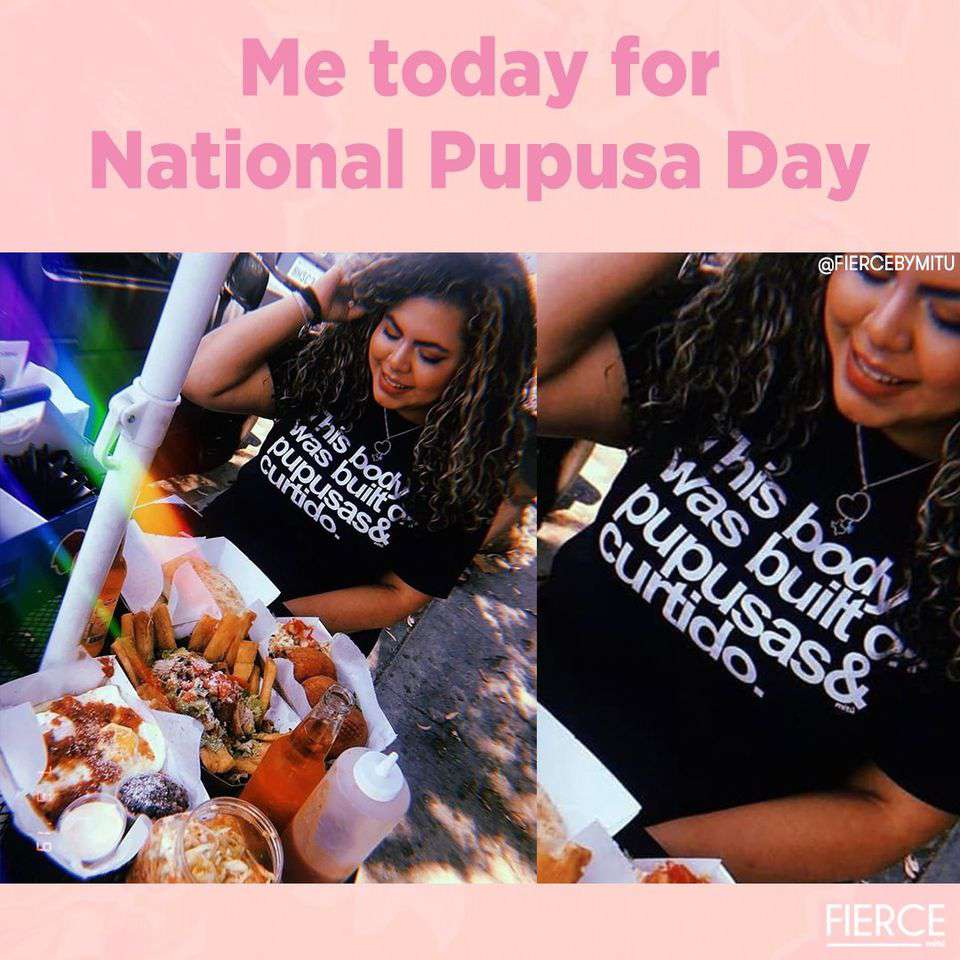 National Pupusa Day Wishes For Facebook