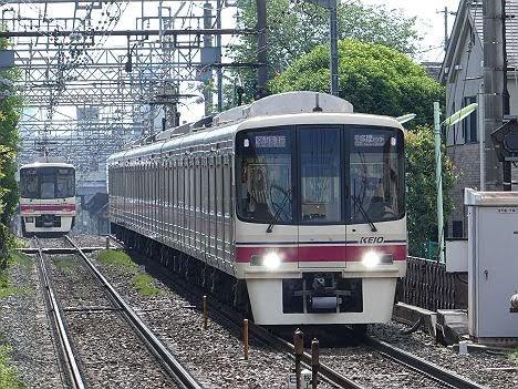 【ダイヤ改正で登場!】区間急行 京王多摩センター行き