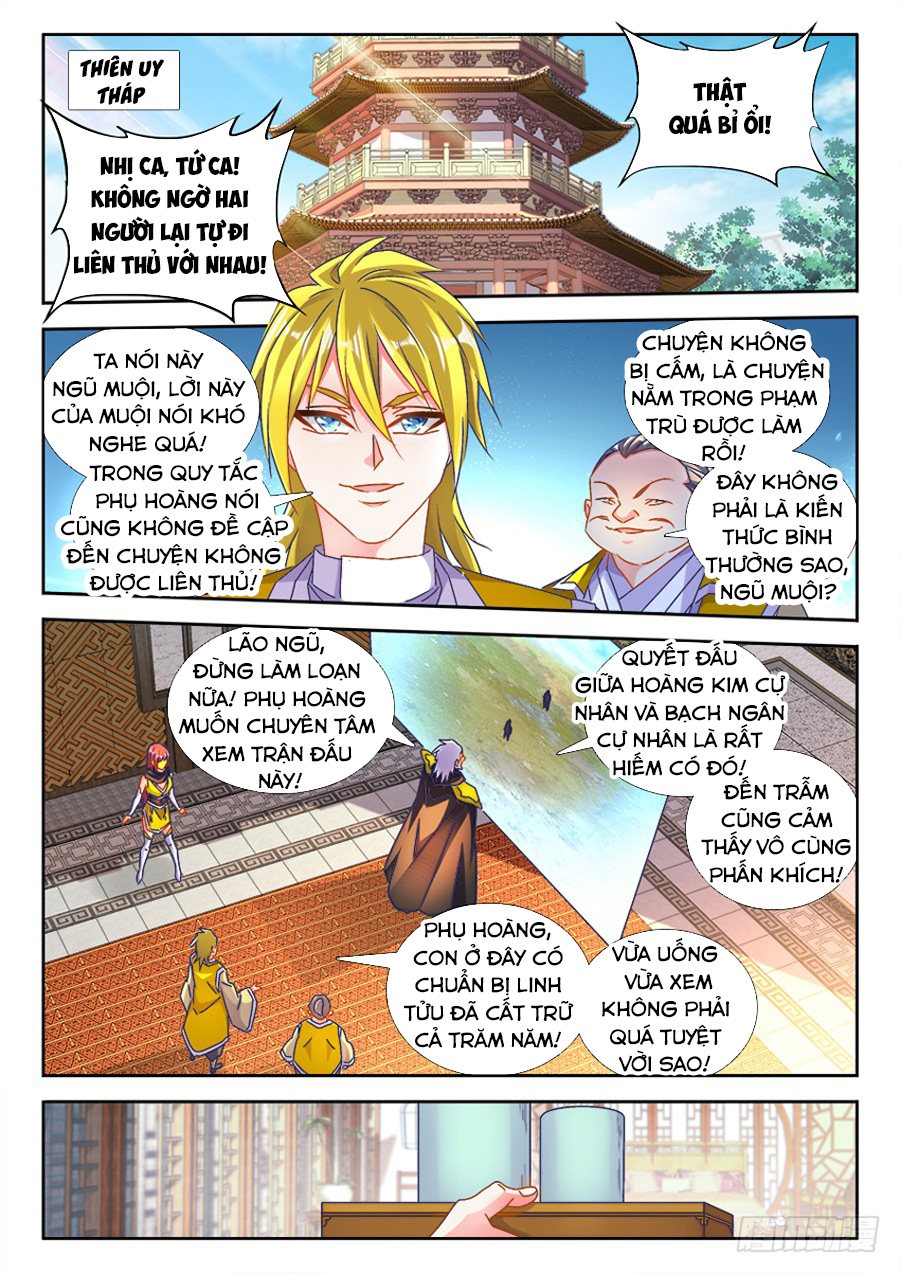 Song Tu Đạo Lữ Của Tôi Chapter 483 - Truyenmoi.xyz