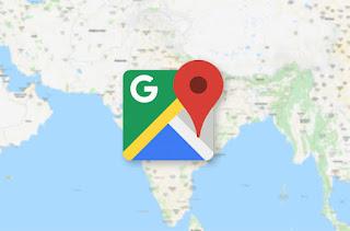 melacak nomor hp dengan google maps