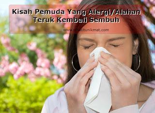 ubat alergi