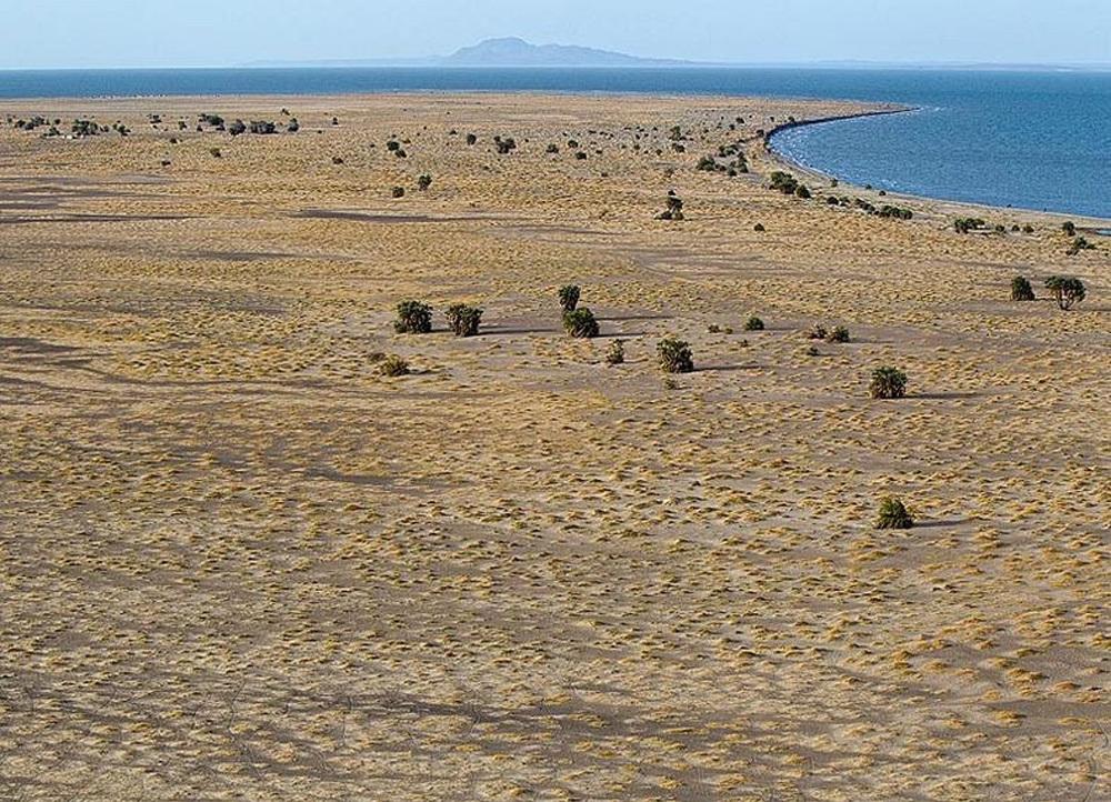 Turkana là Hồ Ngọc