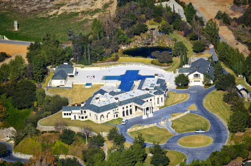 Passion for luxury luxury mansion in bradbury estates - 8 bedroom homes for sale in los angeles ...