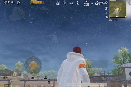 Cara Merubah Langit Menjadi Malam Di PUBG Mobile