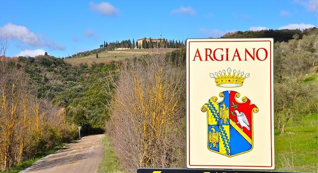 O que fazer em Argiano em Montalcino